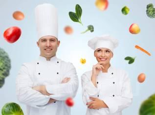 Работа поваром раздачи в москве