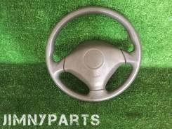 Руль. Suzuki Jimny, JB43, JB43W, JB33W, JB23W Suzuki Jimny Wide, JB43W, JB33W Suzuki Jimny Sierra, JB43W Двигатели: K6A, M13A, G13B