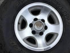 Toyota. x16, 6x139.70, ET0