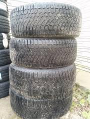 Michelin Latitude X-Ice North 2. Зимние, шипованные, износ: 30%, 4 шт