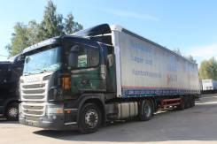Scania G380LA. Scania G380 LA4X2HNA Седельный тягач Скания 2010г., 11 705 куб. см., 13 000 кг.