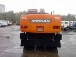 Doosan Solar. Экскаватор колесный 180W-Vб/у (2012 г. в., 4 800 м. ч. )