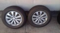 Продам колеса. x15 5x100.00
