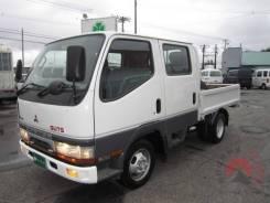 Mitsubishi Canter. бортовой 2х кабинный, 4вд, 4M40, рама FD501B, 2 800 куб. см., 1 250 кг. Под заказ