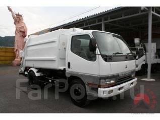 Mitsubishi Canter. мусоровоз 6 шпилек, широкая кабина, 6 кубов, 4 200 куб. см. Под заказ