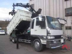 Hino Ranger. , двигатель J08C мех. тнвд, грузовик с грейферной установкой, 7 900куб. см., 5 000кг., 4x2. Под заказ
