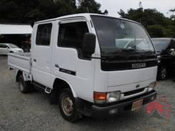 Nissan Atlas. SR4F23 бортовой 2х кабинный, QD32, 2вд., 3 200 куб. см., 1 500 кг. Под заказ