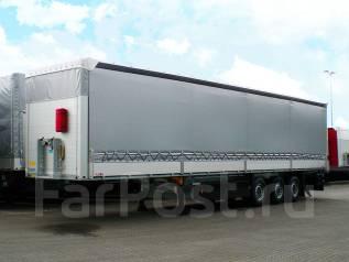 Schmitz S.CS. Шторно-бортовой полуприцеп Schmitz SCS BSEB (новый), 32 015 кг.