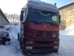 Капот. Mercedes-Benz Actros