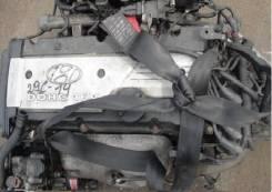 Двигатель в сборе. Hyundai Accent Hyundai Getz Двигатель G4ECG