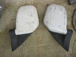 Зеркало заднего вида боковое. Mitsubishi Pajero Mini, H51A, 53A, H58A, H53A Двигатель 4A30
