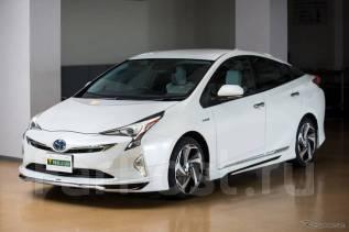Порог пластиковый. Toyota Prius, ZVW55, ZVW50, ZVW51, ZVW50L