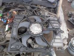 Вентилятор охлаждения радиатора. BMW: X1, 1-Series, 6-Series, 7-Series, 3-Series, 5-Series, X3, X5 Двигатель N52B30