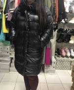 Пальто-пуховики. 50, 52, 54, 56
