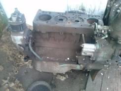 Двигатель в сборе. МТЗ 80 Audi 80