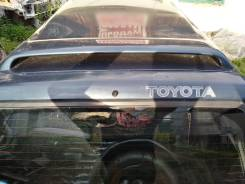 Спойлер на заднее стекло. Toyota Sprinter Carib, AE95, AE95G Двигатели: 4AFE, 4AFHE