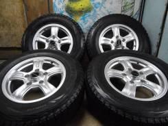 Продам Отличные колёса Weds Keeler+Зима Жир265/65R17Land Cruiser. 8.0x17 5x150.00 ET52