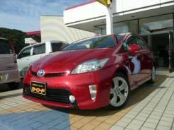 Toyota Prius. автомат, передний, 1.8, электричество, 35 100 тыс. км, б/п. Под заказ