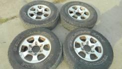"Резина с дисками на Mitsubishi Delica 235/75 R15. 6.0x15"" 6x139.70"