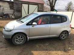 Honda Fit. вариатор, передний, 1.3 (86 л.с.), бензин, 116 000 тыс. км
