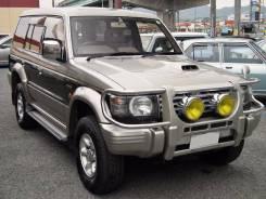 Mitsubishi Pajero. автомат, 4wd, 2.8, дизель, 62 тыс. км, б/п, нет птс. Под заказ