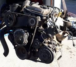 Двигатель в сборе. Nissan Atlas, H2F23, H4F23 Двигатель KA20DE