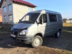 ГАЗ 27527. Продаётся соболь эксклюзив, 2 700 куб. см., 1 000 кг.