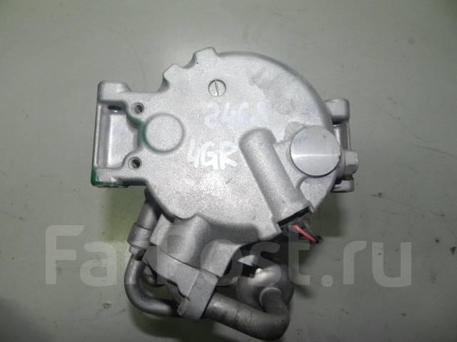 Компрессор кондиционера. Toyota Mark X, GRX120, GRX121 Toyota Crown, GRS180, GRS182, GRS188, GRS181, GRS183, GRS184 Toyota Reiz, GRX121, GRX122 Toyota...