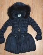 Пальто. Рост: 128-134, 134-140, 140-146 см