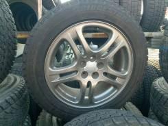 Subaru. x17, 5x100.00, ET29, ЦО 55,0мм.