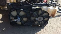 Радиатор охлаждения двигателя. Toyota Ipsum Двигатель 2AZFE