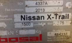 Фаркопы. Nissan X-Trail, T30