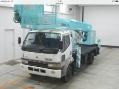 Mitsubishi Fuso. Автовышка, 8 200 куб. см., 27 м.