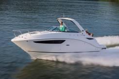 Searay Sundancer. 2017 год год, длина 8,10м., двигатель стационарный, 300,00л.с., бензин. Под заказ