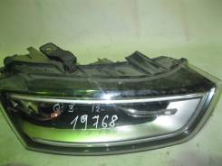 Фара. Audi Q3, 8UB Двигатели: CHPB, CPSA, CLLB, CCZC