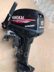 Hangkai. 15,00л.с., 2-тактный, нога S (381 мм), 2014 год год