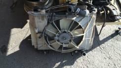 Радиатор охлаждения двигателя. Toyota Platz Toyota Vitz Toyota Probox Двигатели: 1NZFE, 2NZFE, 1NZFXE, 1NZFNE