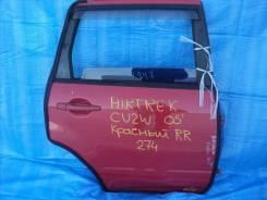 Дверь боковая. Mitsubishi Airtrek, CU2W, CU5W Mitsubishi Outlander, CU2W, CU5W 4G63, 4G69