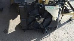 Радиатор охлаждения двигателя. Nissan Tiida Двигатель HR15DE