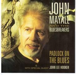 "CD John Mayall ""Padlock on the blues"" 1999 England"