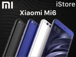 Xiaomi Mi6. Новый, 64 Гб, Черный