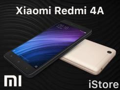 Xiaomi Redmi 4A. Новый, 16 Гб, Желтый, Золотой