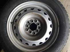 2Crave Wheels. 15.0x15, ET0, ЦО 195,0мм.