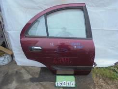 Дверь задняя R Nissan Almera N16 00-06 гг; седан; II сорт; в сборе. Nissan Almera Двигатели: QG18DE, YD22DDT, QG15DE
