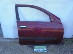 Дверь боковая. Nissan Almera, N16E Двигатели: QG15DE, YD22DDT, K9K, QG18DE