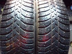 Bridgestone Ice Cruiser 5000. Зимние, без шипов, износ: 30%, 2 шт