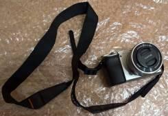 Sony Alpha ILCE-6000 Kit. 20 и более Мп, зум: 3х