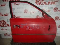 Дверь багажника. Nissan Primera, P12E, P12