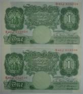 Фунт стерлингов Великобритании.