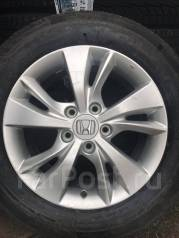 Honda. 7.0x16, 5x114.30, ET55, ЦО 64,1мм.